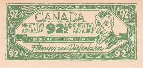 THE 1962 CANADIAN DIEFENDOLLARS