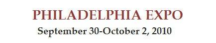 WHITMAN PHILADELPHIA EXPO EDUCATIONAL PROGRAMS