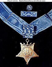 LIVING SOLDIER TO RECEIVE MEDAL OF HONOR