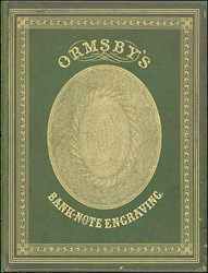 SPINK TO SELL RARE 1852 ORMSBY WORK SEPTEMBER 29, 2010