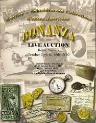 HOLABIRD-KAGIN WESTERN AMERICANA AUCTION OCTOBER 29-30, 2010