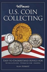 NEW BOOK: WARMAN'S U.S. COIN COLLECTING BY ALAN HERBERT