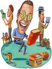 CONFESSIONS OF A USED-BOOK SALESMAN