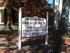 RON GUTH'S TRIP TO DAHLONEGA