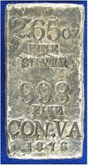 THE NEVADA EXHIBIT AT THE 1876 PHILADELPHIA CENTENNIAL EXHIBITION