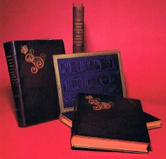 BOUND FOR GLORY: EXOTIC BINDINGS IN THE ANS LIBRARY COLLECTIONS
