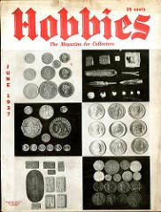 WAS HOBBIES MAGAZINE NUMISMATIC EDITOR A 'GHOST'?