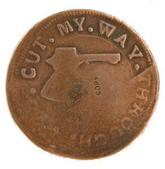 PETER ROSA APPRENTICE CHARLES DOYLE ANNOUNCES COIN REPLICA FIRM