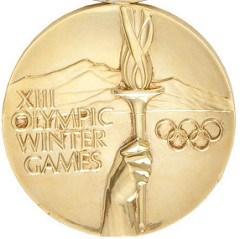 1980 LAKE PLACID OLYMPIC HOCKEY GOLD MEDAL SELLS