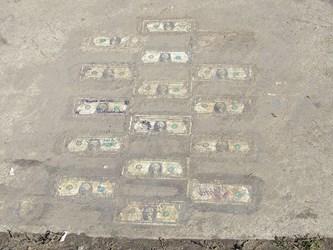 QUERY: ASHBURY PARK SIDEWALK DOLLARS