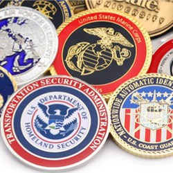 FEATURED WEB SITE: MILITARY COIN COLLECTING