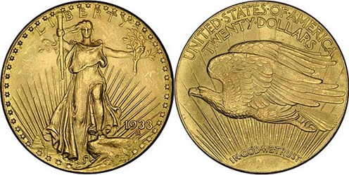 COURT TRIAL LIKELY IN CASE OF SEIZED 1933 DOUBLE EAGLES