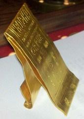 QUERY: VIETNAMESE NGOC HA GOLD WAFERS