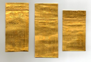 QUERY: VIETNAMESE NGOC HA GOLD WAFERS