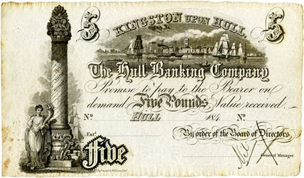 FEATURED WEB SITE: PAPER MONEY OF ENGLAND AND WALES