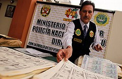 HOW PERU BECAME THE COUNTERFEIT-CASH CAPITAL OF THE WORLD