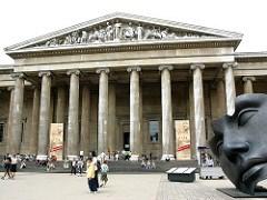 THE BRITISH MUSEUM CELEBRATES ITS 150TH BIRTHDAY