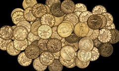 MORE ON THE U.S. GOLD COIN HOARD FOUND IN EAST LONDON