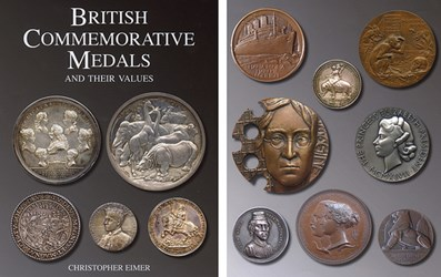 BOOK REVIEW: BRITISH COMMEMORATIVE MEDALS AND THEIR VALUES, 2ND EDITION