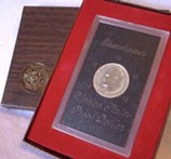 PROOF AND UNCIRCULATED EISENHOWER DOLLAR ISSUE PRICES