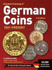 NEW BOOK: STANDARD CATALOG OF GERMAN COINS, THIRD EDITION