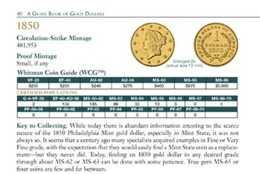 NEW BOOK: A GUIDE BOOK OF GOLD DOLLARS, 2ND EDITION