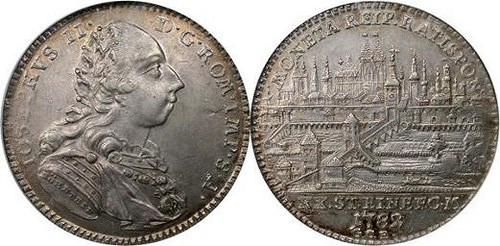 FEATURED WEB PAGE: GERMAN STATES COINS