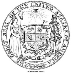 1856 ARTICLE: THE GREAT SEAL OF THE UNITED STATES