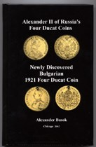 BOOK REVIEW: FOUR DUCAT COINS WITH BULGARIAN COUNTERSTAMPS