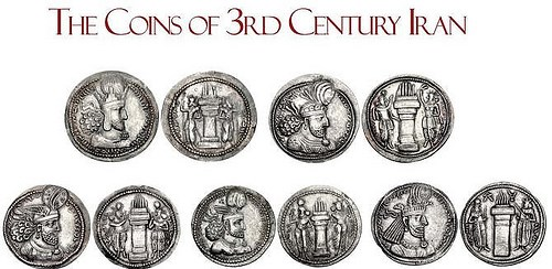 A LECTURE ON THE COINS OF 3RD CENTURY IRAN