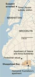 DEALER STEVE TANENBAUM FELLED BY KILLER IN NEW YORK RAMPAGE