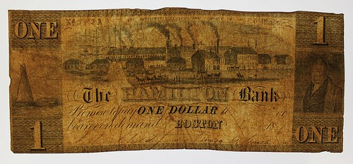 BOOK IN PROGRESS: COUNTERFEITER LYMAN PARKS (1788-1872)