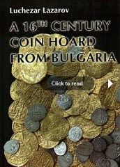 NEW BOOK: A 16TH CENTURY HOARD FROM BULGARIA