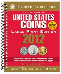 NEW BOOK: 2012 GUIDE BOOK OF UNITED STATES COINS