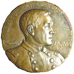 MEDALS FOR THE 1897-1898 OVERLAND RELIEF EXPEDITION