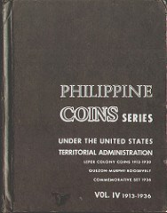 QUERY: FIRST THREE BASSO PHILIPPINE COIN ALBUMS SOUGHT