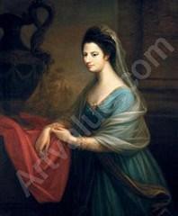 SARAH SOPHIA BANKS (1744-1818)