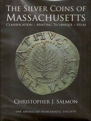 BOOK REVIEW: THE SILVER COINS OF MASSACHUSETTS BY SALMON