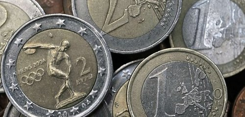SCRAPPED EURO COIN SMUGGLING RING FOILED IN GERMANY