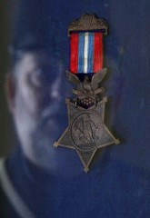 A Civil War Medal of Honor and Certificate