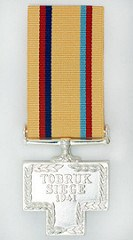 More on the Rats of Tobruk Medal