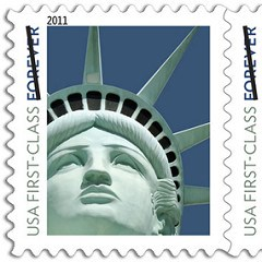 Statue of Liberty Stamp Snafu