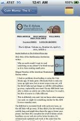 APP REVIEW: THE E-SYLUM