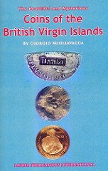 BOOK REVIEW: COINS OF THE BRITISH VIRGIN ISLANDS