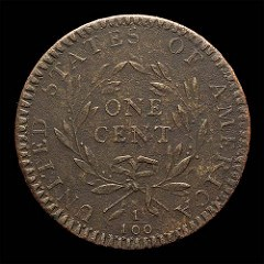 ARTICLE: ANOTHER 1794 STARRED REVERSE LARGE CENT DISCOVERED?