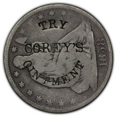 MORE ON THE COREY'S OINTMENT COUNTERSTAMP