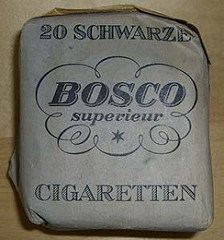 AN ODD AND CURIOUS CURRENCY: CIGARETTE BOXES IN GERMANY