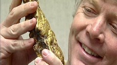 A NEW CALIFORNIA GOLD CONTROVERSY: GOLD NUGGET LIKELY FROM AUSTRALIA