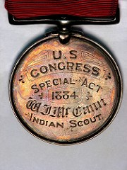 ANOTHER UTE INDIAN NUMISMATIC ITEM