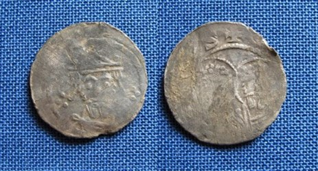 ARTICLE HIGHLIGHTS ILLEGAL GERMAN COIN FOUND IN NORWAY